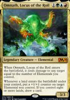 Core Set 2020: Omnath, Locus of the Roil