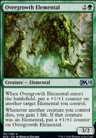 Core Set 2020 Foil: Overgrowth Elemental