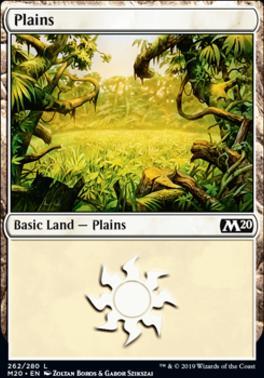 Core Set 2020: Plains (262 B)