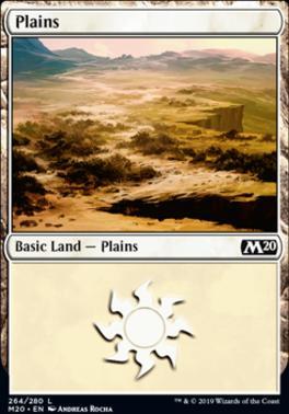 Core Set 2020: Plains (264 D)