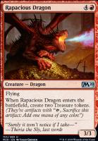 Core Set 2020: Rapacious Dragon