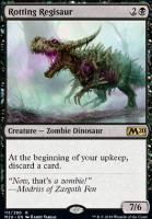 Core Set 2020: Rotting Regisaur