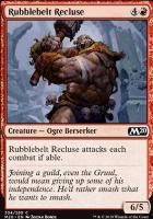 Core Set 2020: Rubblebelt Recluse (Welcome Deck)