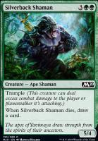 Core Set 2020 Foil: Silverback Shaman