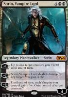 Core Set 2020: Sorin, Vampire Lord (Planeswalker Deck Foil)