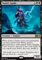 Core Set 2020: Sorin's Guide (Planeswalker Deck)