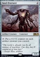 Core Set 2020 Foil: Steel Overseer