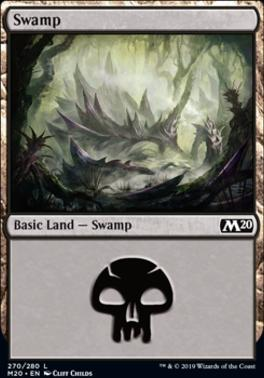 Core Set 2020: Swamp (270 B)