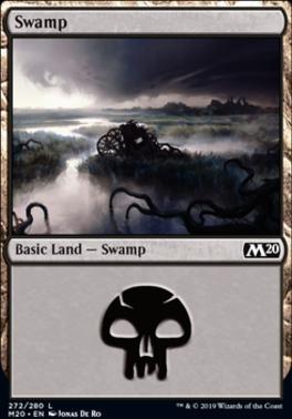 Core Set 2020: Swamp (272 D)