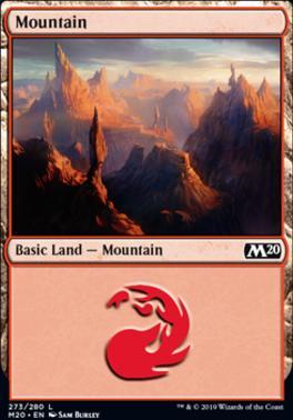 Core Set 2020: Mountain (273 A)