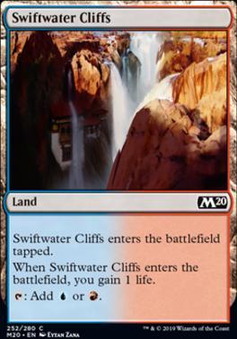 Core Set 2020: Swiftwater Cliffs