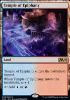 Core Set 2020: Temple of Epiphany