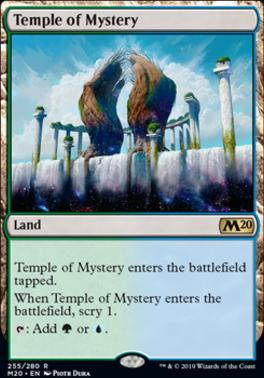 Core Set 2020: Temple of Mystery