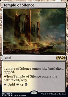 Core Set 2020: Temple of Silence