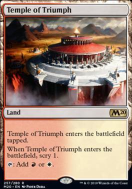 Core Set 2020: Temple of Triumph