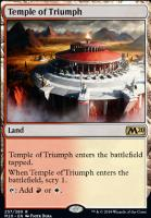 Core Set 2020: Temple of Triumph