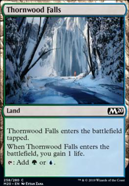 Core Set 2020: Thornwood Falls