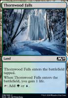 Core Set 2020 Foil: Thornwood Falls