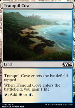 Core Set 2020: Tranquil Cove