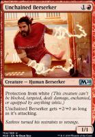 Core Set 2020: Unchained Berserker
