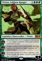Core Set 2020: Vivien, Arkbow Ranger