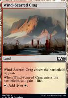 Core Set 2020: Wind-Scarred Crag