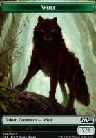 Core Set 2020: Wolf Token