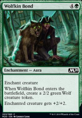 Core Set 2020: Wolfkin Bond