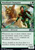 Core Set 2020: Woodland Champion
