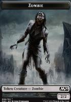 Core Set 2020: Zombie Token