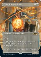 Core Set 2021 Variants: Containment Priest (Borderless)