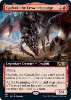 Core Set 2021 Variants: Gadrak, the Crown-Scourge (Extended Art)