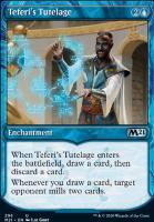 Core Set 2021 Variants: Teferi's Tutelage (Showcase)