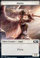 Core Set 2021 Foil: Angel Token
