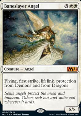 Core Set 2021: Baneslayer Angel