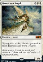 Core Set 2021: Baneslayer Angel