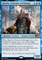 Core Set 2021: Barrin, Tolarian Archmage