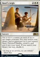 Core Set 2021: Basri's Aegis (Planeswalker Deck)