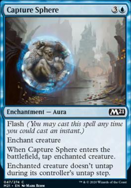 Core Set 2021: Capture Sphere
