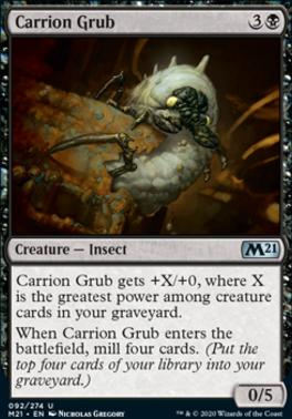 Core Set 2021: Carrion Grub