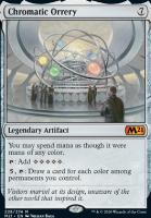 Core Set 2021: Chromatic Orrery