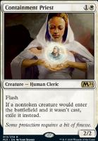 Core Set 2021 Foil: Containment Priest