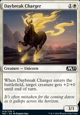 Core Set 2021: Daybreak Charger
