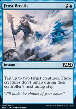 Core Set 2021: Frost Breath
