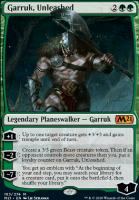 Core Set 2021: Garruk, Unleashed
