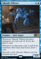 Core Set 2021: Ghostly Pilferer