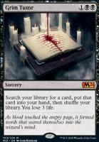 Core Set 2021: Grim Tutor