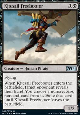 Core Set 2021: Kitesail Freebooter