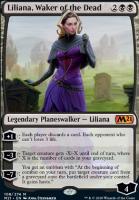 Core Set 2021: Liliana, Waker of the Dead
