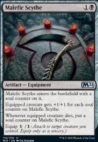 Core Set 2021: Malefic Scythe